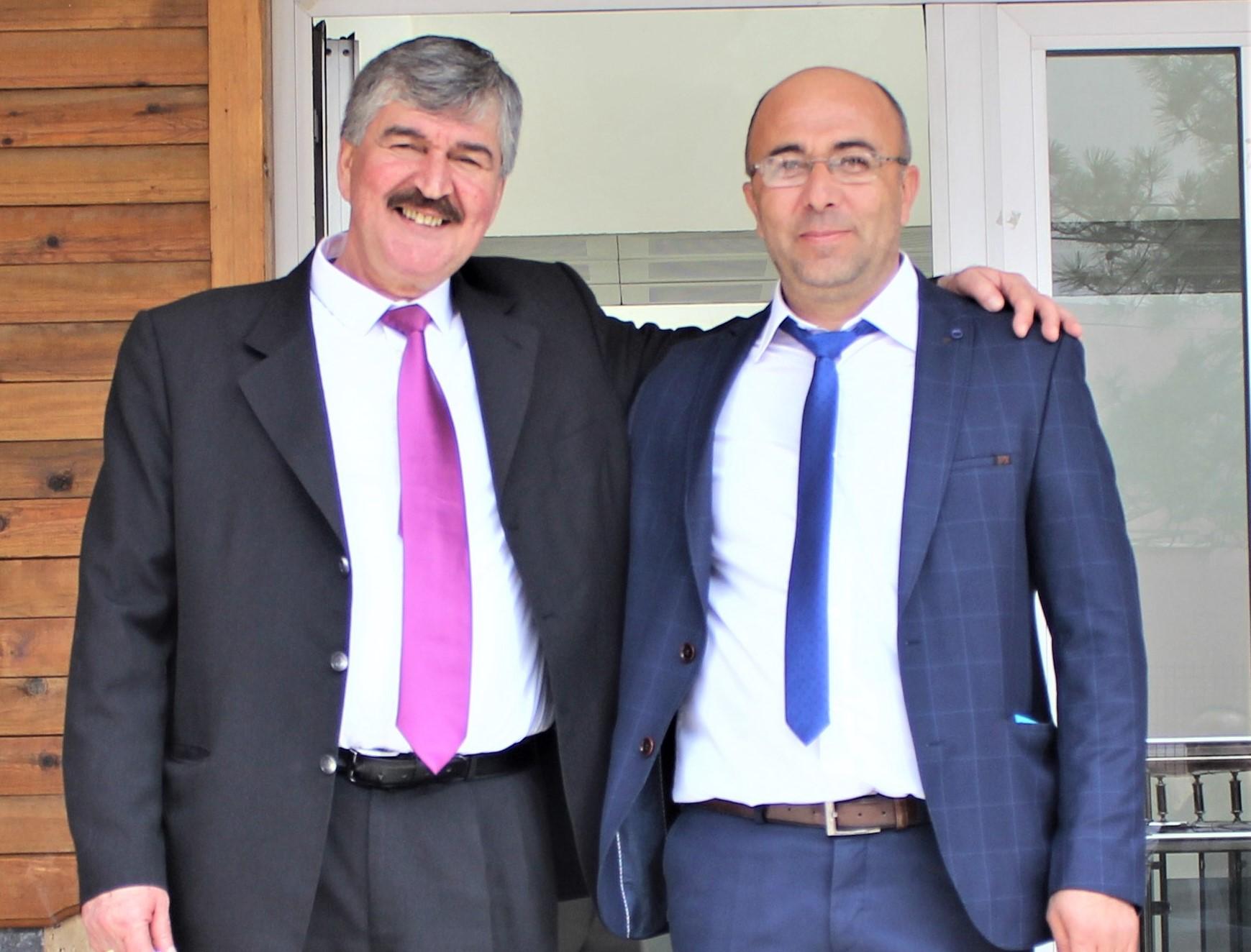 Dursunbey Şoförler Odası Başkanı Mustafa Dayı Oldu