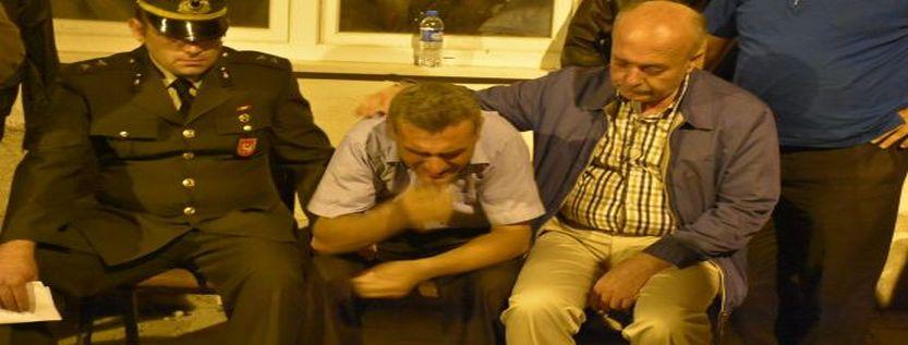 Dursunbey'de şehit ailesine şehadet haberi verildi
