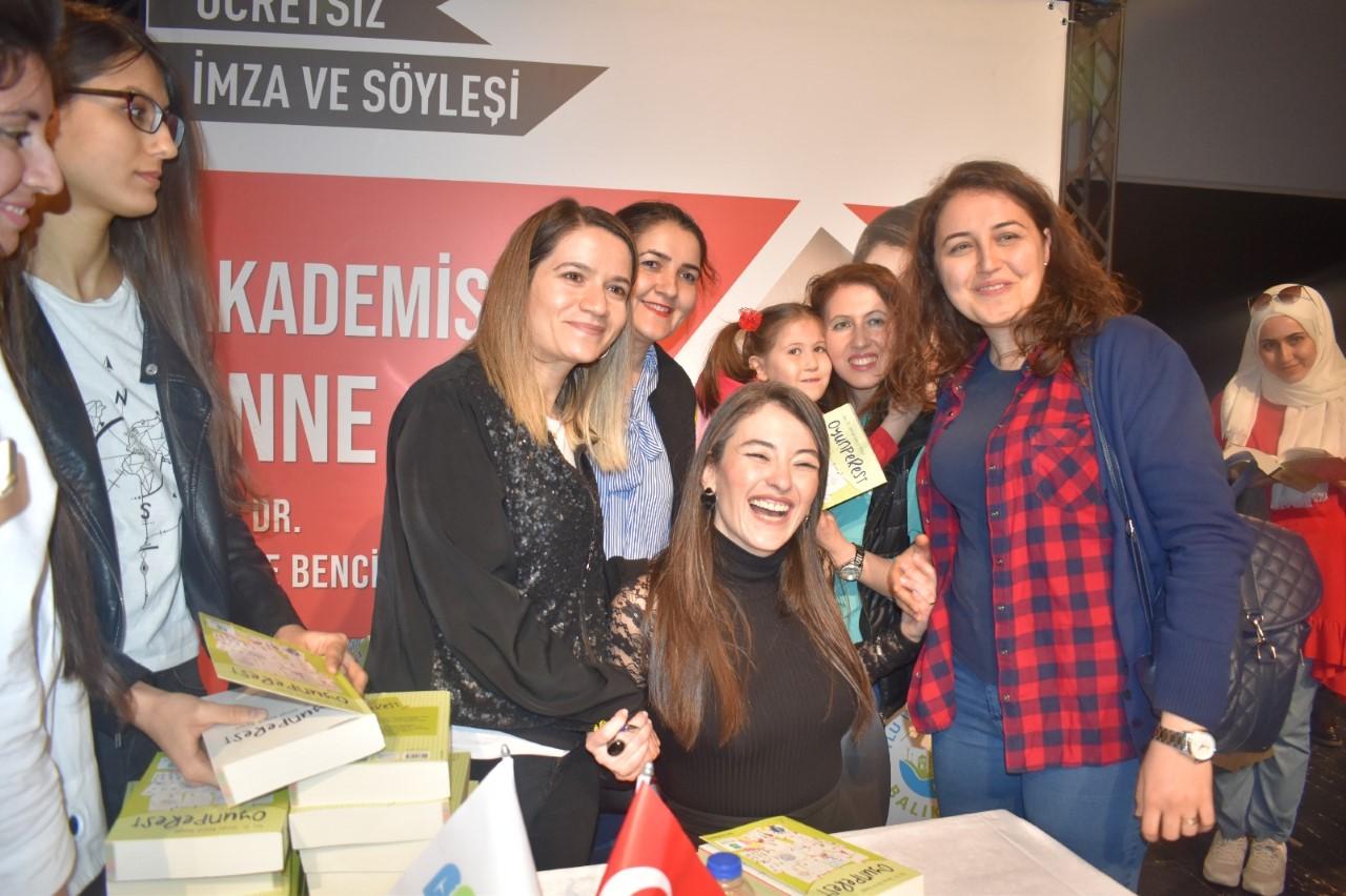 'AKADEMİSYEN ANNE' YENİDEN BALIKESİR'DE